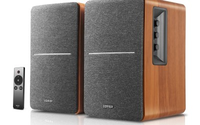 Edifier R1280Ts Powered Bookshelf Speakers