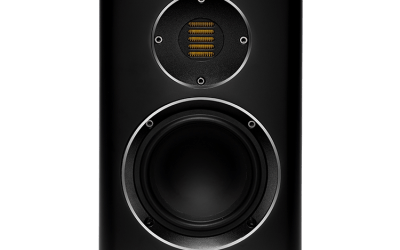 Carina BS243.4 Bookshelf Speakers