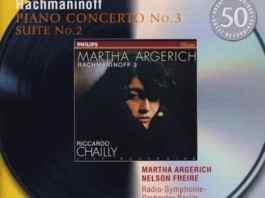 Rachmaninov Argerich Chailly