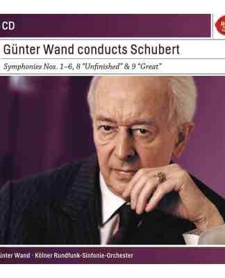 Schubert Wand symphonies