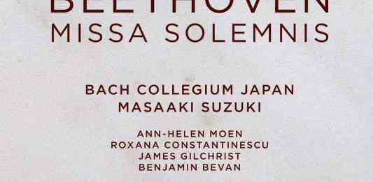 Beethoven Missa Solemnis Suzuki BIS