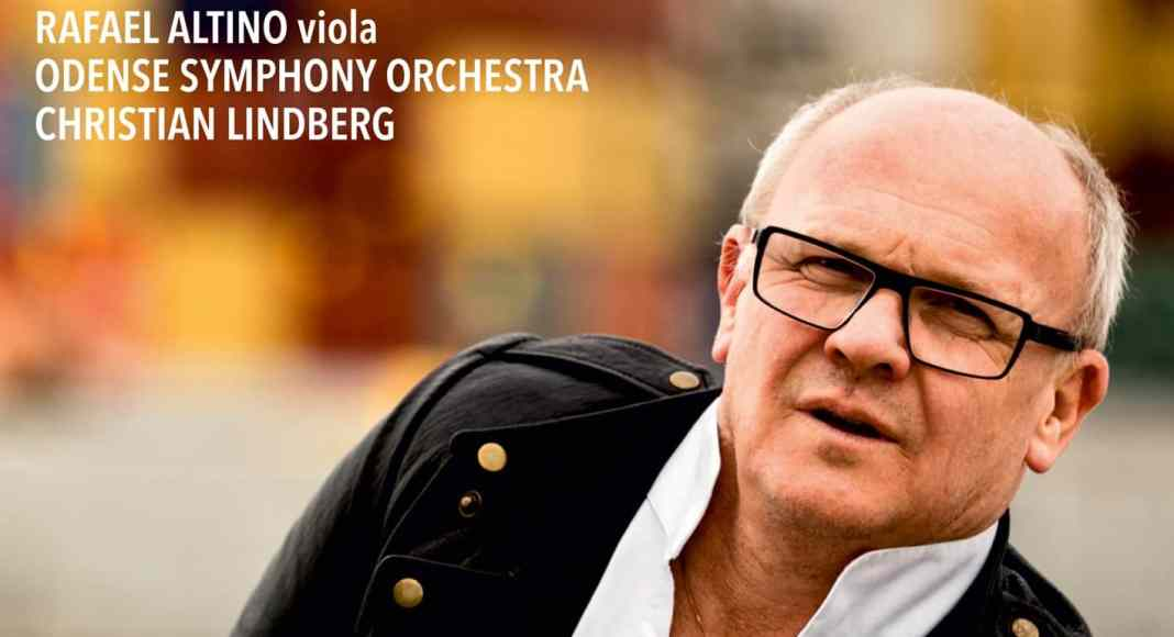 Christian Lindberg, Steppenwolf (Viola Concerto) review