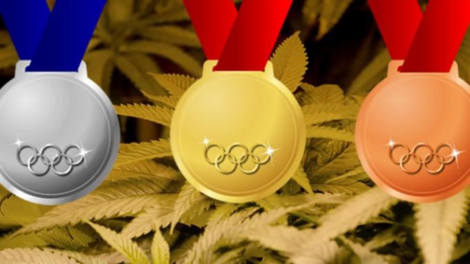 marijuana-and-olympians