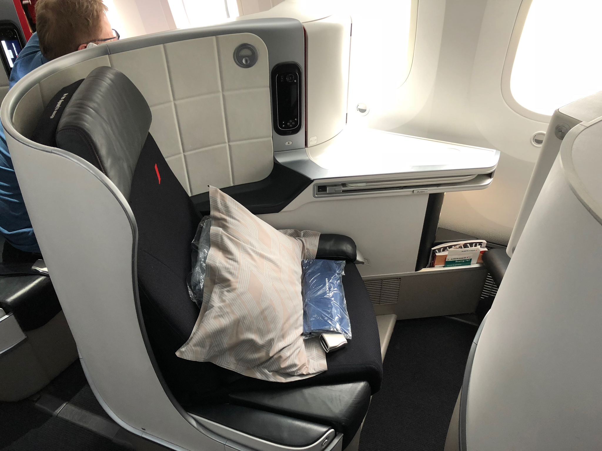 Air France Flight Attendant Cover Letter Air France Business Class Review The Higher Flyer