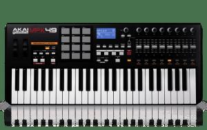 Akai MPK 49 keyboard