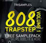 808 Trapstep Pack Vol 1 with Famous Trap Orchestral Hit !