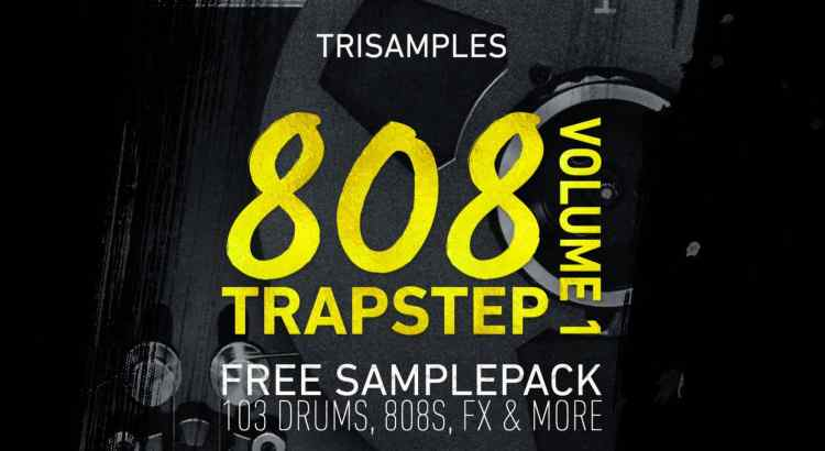 808 Trap Pack Free Samples