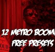 Metro Boomin Free Presets – 12 Sweet Presets for Sytrus Fl Studio VST