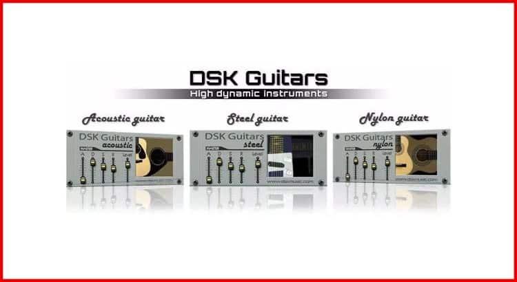 Download DSK Guitars VST