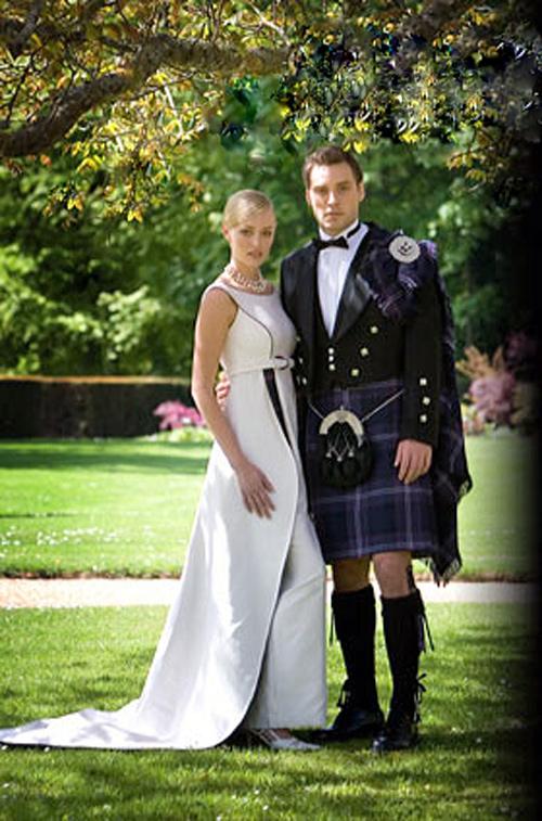 A Scottish Wedding  The Highland Shoppe