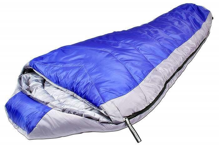 best Backpacking Sleeping Bag under 100