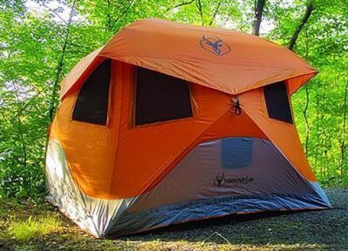Gazelle T4 Tent Review