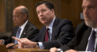 Comey's original Clinton memo released, cites possible violations
