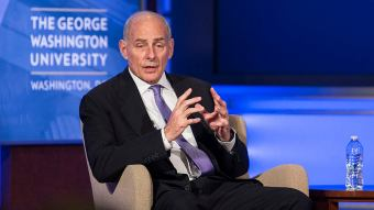 DHS chief: If you knew what I knew about terror, you'd 'never leave the house'