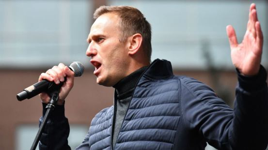 State Department says Russian security agency is behind Navalny poisoning