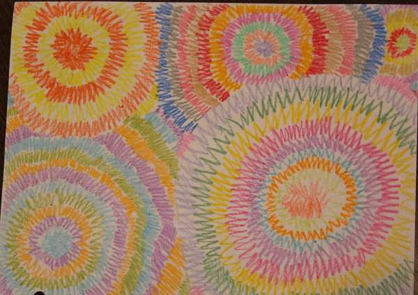 Simple Fun And Easy Art Projects Kids Placement - Tierra Este
