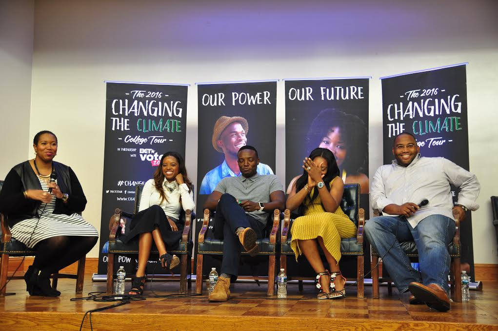 Overview — Changing the Climate College Tour Stops By Howard