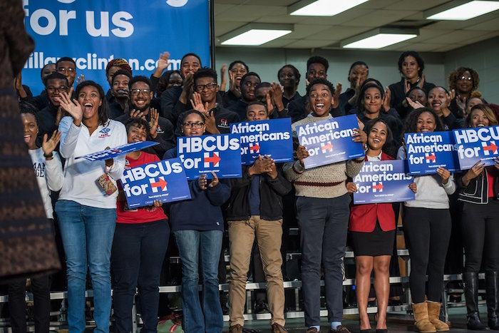 Clinton Promises $25 Billion Investment Plan for HBCUs Upon Election