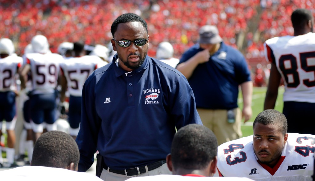 Howard Bison Head Football Coach Gary Harrell To Depart After Six Seasons