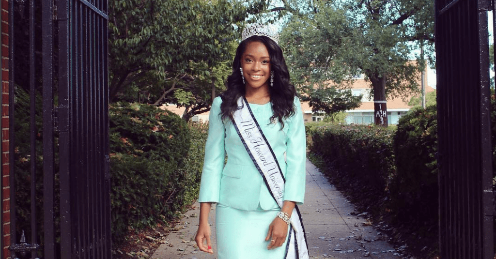 Miss Howard U: [Q&A] Her Experience and Aspirations as a HBCU Campus Queen