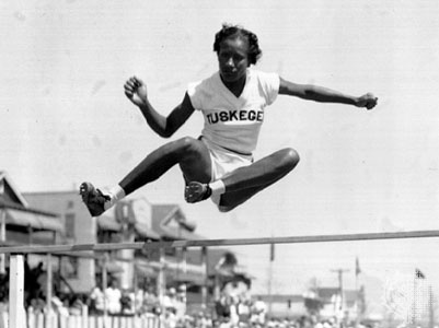 Alice Coachman: The First Black Female Olympic Gold Medalist
