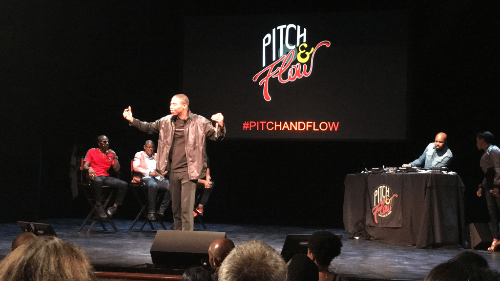 Hip Hop Meets Hustle: Launch of Pitch and Flow