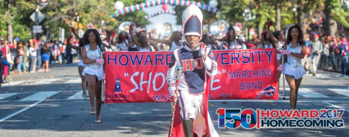 Vice-President of Howard Communications Offers Homecoming Insight