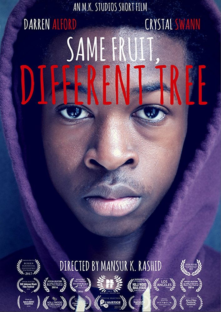 "Screening Held for Rashid's ""Same Fruit, Different Tree"""