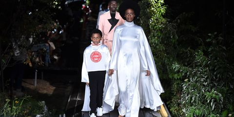 How Pyer Moss Brought Black Culture to High Fashion