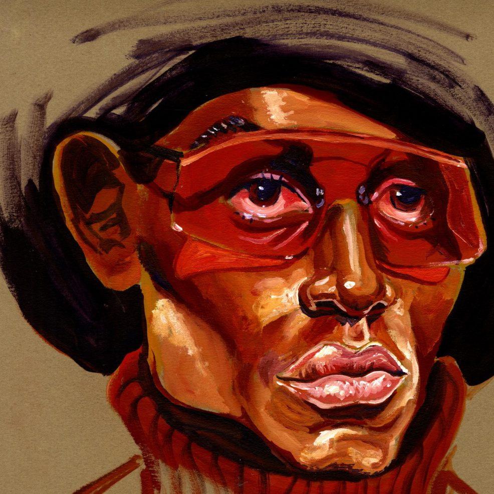 In Conversation: Artist Profile on Darius Moreno