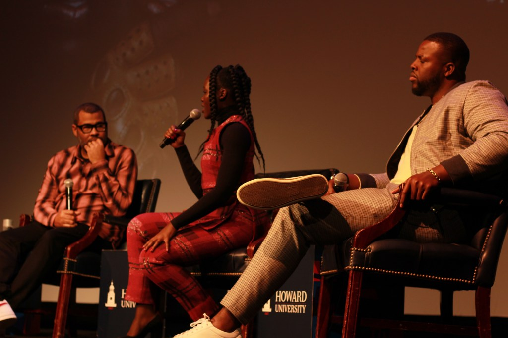Between 'Us:'  Private Screening of Jordan Peele Film at Howard
