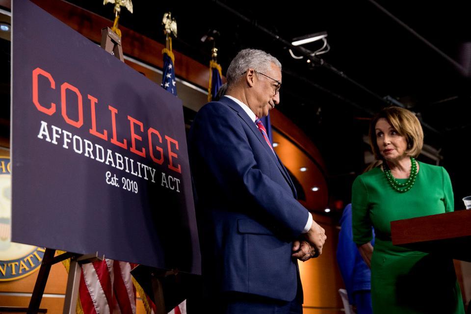 House Democrats Push Higher Education Reauthorization Plan