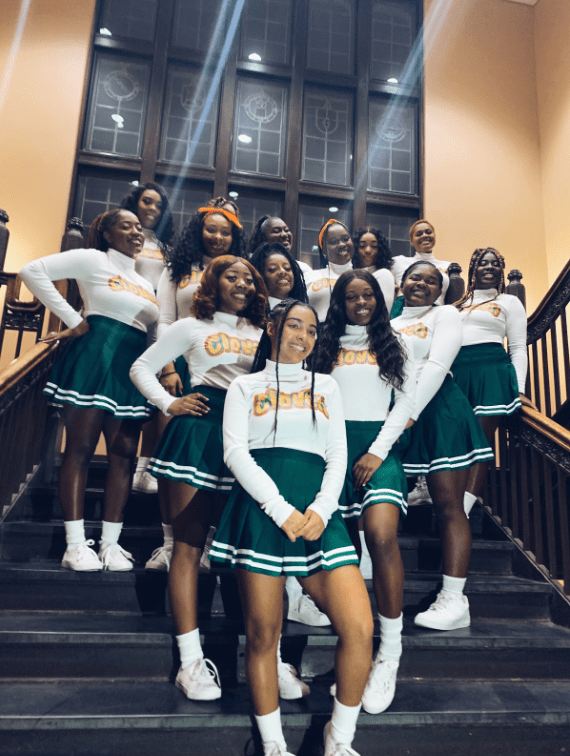 Howard Step Team Wins Annual Step Competition at Princeton