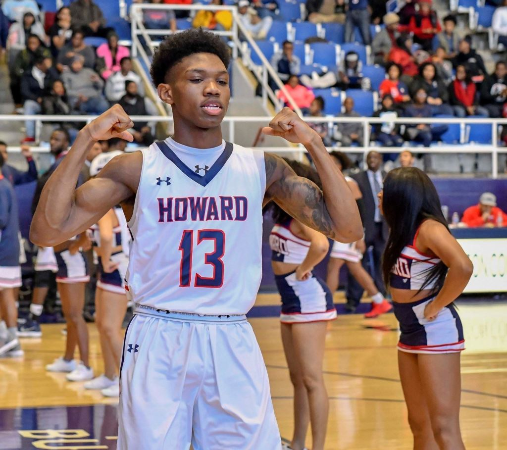 """History In The Making: Charles """"CJ"""" Williams breaks the MEAC's All-Time Scoring Record"""