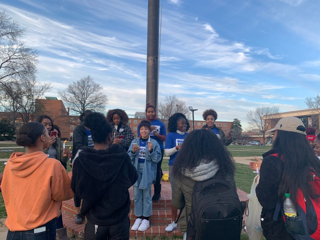 Victims of Gun Violence Honored in Candlelight Vigil on the Yard