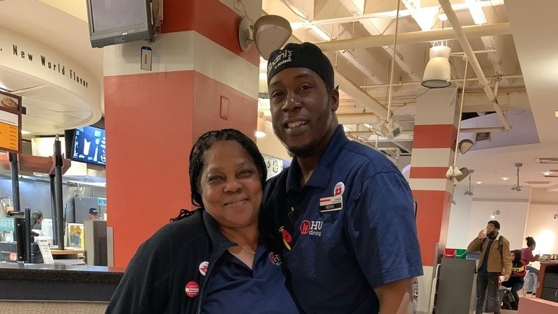 Howard University Sodexo Employees Petition for 'Cost-of-Living Wage'