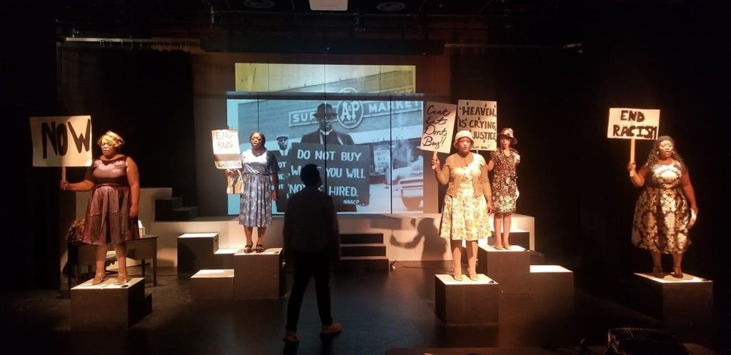 """Veils"" Recounts Stories of Women Behind the Tragedies of the Civil Rights Movement"