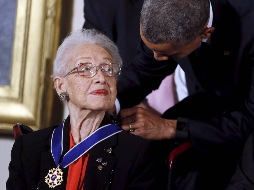 A Once-Hidden Hero: Remembering Katherine Johnson