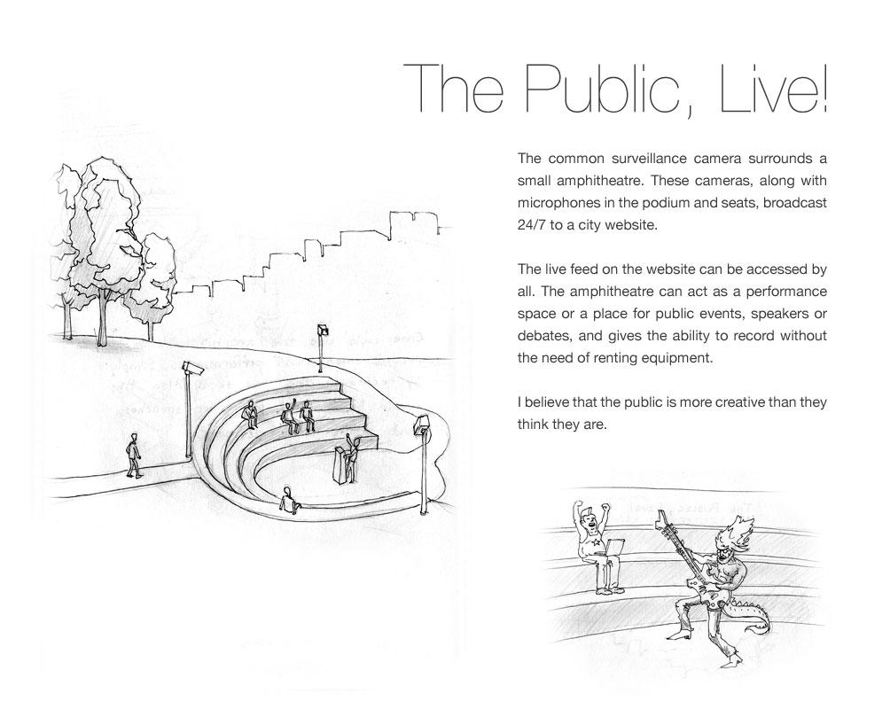 Public Art Concepts Dan Sternof Beyer