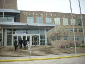 Philadelphia School District Building