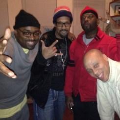 Doitall, Redman, Treach And Hakim