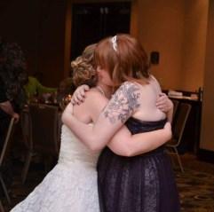 Tara's wedding day