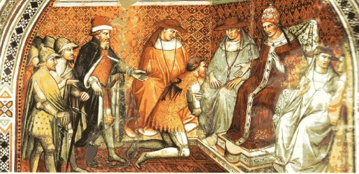 What Caused the Growth of Papal Power in the Medieval Period? The Historian