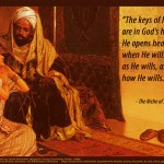 Al Ghazali on the keys of hearts quotepic