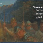 Odin on the worth of people quotepic