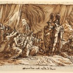 Alexander the Great and the Family of Darius, by Felice Giani (c. 1758–1823), housed in the Cooper Hewitt Smithsonian Design Museum, [Public Domain] via Creative Commons and Smithsonian Open Access
