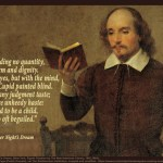 William Shakespeare on love quotepic