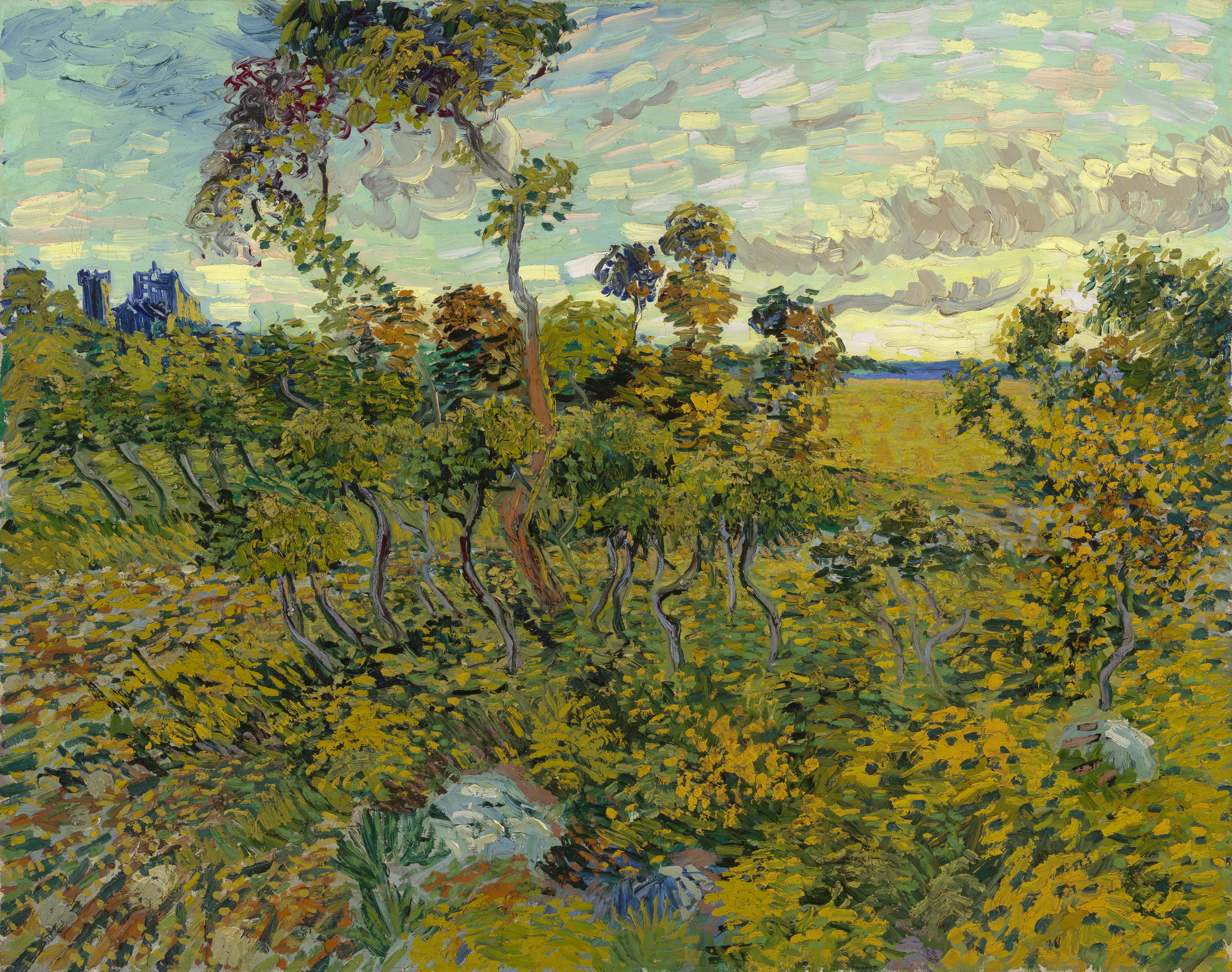 The History Blog » Blog Archive » New Van Gogh Painting