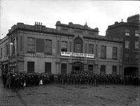 The Irish Citizens Army - Dublin 1914