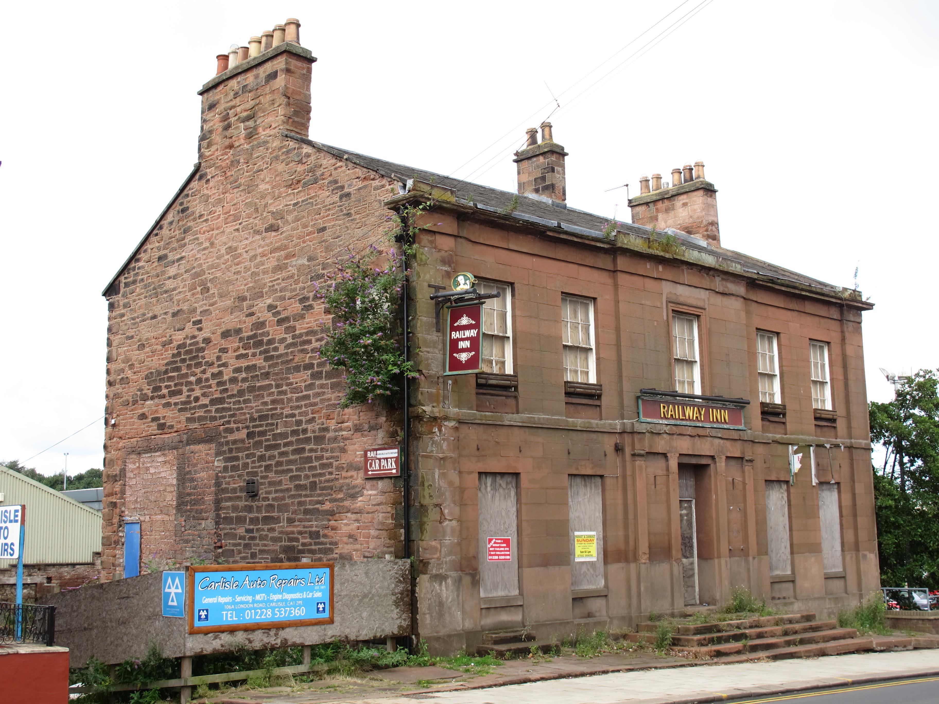 Carlisle the history jar for The carlisle house